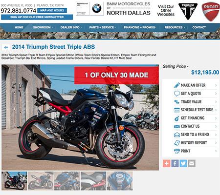 consignment form | bmw motorcycle of north dallas | plano texas